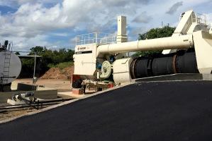 Unidade aumenta a capacidade de produção em 140 toneladas por hora Foto: Luciana Turela/Divulgação PMPA