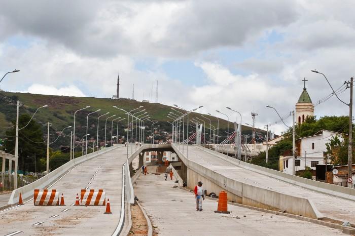 Obra irá qualificar o fluxo de mais 80 mil veículos que circulam por dia na região Foto: Joel Vargas/PMPA