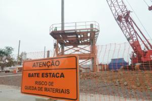 Previsão é de a obra seja concluída em setembro de 2017 | Foto: André Ávila