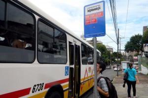 Projeto para qualificar o transporte terá de oito a dez editais, com todas as bacias Foto: Marcela Barbosa/Divulgação PMPA