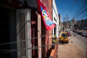 Ocupa Caminho Novo, ocupação urbana na Capital | Foto: Ramiro Furquim/Sul21