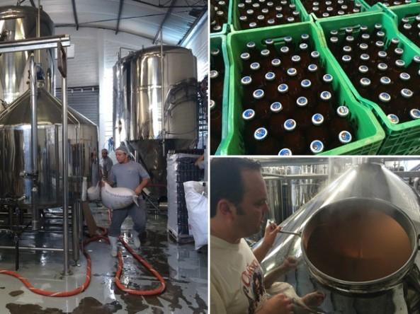 Bairro de Porto Alegre reúne nove cervejarias que, apesar de concorrentes, firmam parcerias para compra ou transporte de produtos (Fotos: Rafaella Fraga/G1)