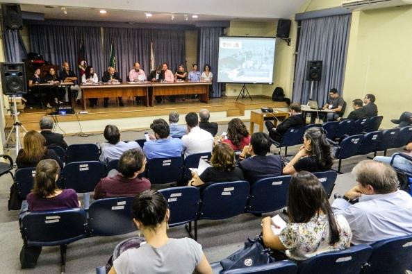 Evento aberto à comunidade recebeu manifestações de 39 inscritos.  Foto: Lucas Barroso/Divulgação PMPA
