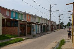 Maioria dos moradores da Vila Dique já reside no Porto Novo | Foto: Bernardo Jardim Ribeiro/Sul21