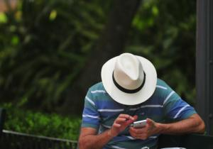 Porto Alegre ocupa segundo lugar no uso de celulares no País | Foto: André Ávila / CP Memória