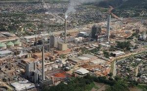 Celulose Riograndense começa a operar neste domingo | Foto: Celulose Riograndense