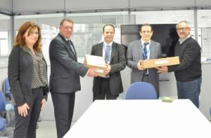 Anteprojetos do PAC 2 entregues na superintendência da plataforma de governo da CEF Comunicação Metroplan