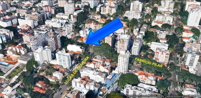 Imagem: Google Earth. Edição: Blog Porto Imagerm