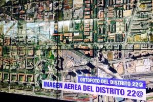 Arquitetura diferenciada do 22@ é uma das marcas do Distrito de Inovação