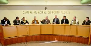 Cuthab ouviu opiniões sobre nova linha.  Foto: Guilherme Almeida