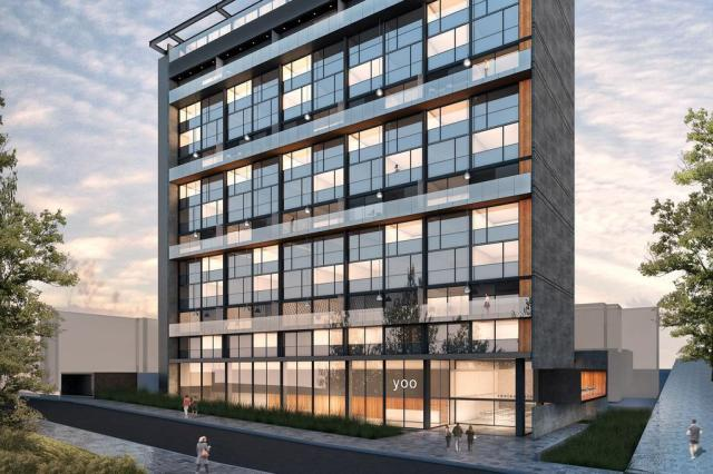 Novo hotel de luxo da capital gaúcha será erguido na esquina da Fabrício Pilar com a Lucas de Oliveira Foto: Intercity / Reprodução