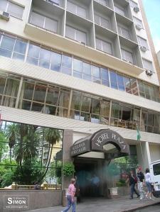 Hotel Plaza Porto Alegre. Foto: Gilberto Simon