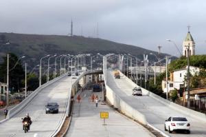Terreno será utilizado para alargamento da via lateral e abertura de rua Foto: Ricardo Giusti/PMPA