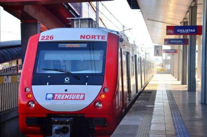 Novos trens entraram em circulação no início do ano | Foto: Luiz Soares/Trensurb