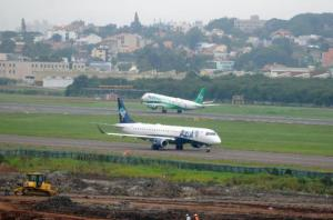 Negada liminar para acelerar início das obras de ampliação do aeroporto | Foto: Samuel Maciel / CP
