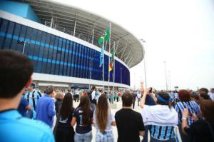 Arena do Grêmio ganha condição de multiuso | Foto: Lucas Uebel / Flickr Grêmio / Divulgação / CP