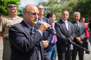 Secretaria Wantuir Jacini preferiu não se pronunciar sobre declarações do comandante do 9º BPM | Foto: Karine Viana / Palácio Piratini / CP