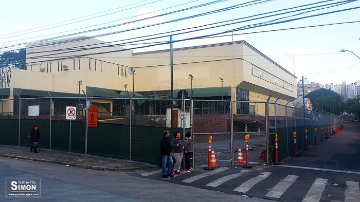 Consulado dos EUA deve ser inaugurado no fim de 2016. Foto: Gilberto Simon. Porto Imagem