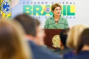 Dilma disse esperar que a segunda etapa do programa de concessões repita os resultados da primeira | Foto: Roberto Stuckert Filho / Divulgação PR / CP