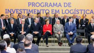 Pacote anunciado faz parte da nova etapa do Programa de Investimento em Logística | Foto: Roberto Stuckert Filho / Presidência da República / CP