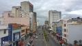 Av. Júlio de Castilhos, vista do piso superior do Pop Center (Centro Popular de Compras)