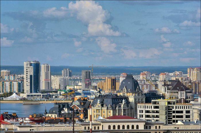 Kazan_skyline_view