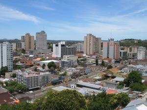 Santana do Livramento, RS. Foto: Kehrwald, Skyscrapercity.com