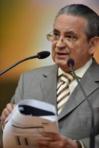 Vereador Nereu D´Ávila.  Foto: Elson Sempé Pedroso
