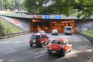 Cerca de 50 mil veículos circulam diariamente pela região do Túnel da Conceição | Foto: André Ávila