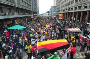 Copa torna RS o terceiro estado que mais recebeu estrangeiros em 2014 | Foto: André Ávila / CP Memória