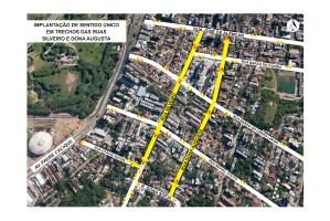 Mudança ocorre a partir das 9h deste sábado, 11 Foto: Divulgação/PMPA