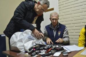 Ação especial envolveu agentes da Smic, Brigada Militar e Polícia Civil Foto: Agnese Schifino/Divulgação PMPA