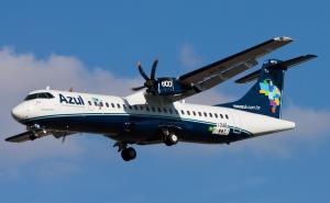 Voo inaugural entre Porto Alegre e Uruguaiana nesta terça-feira terá presença de Sartori e Padilha Imagem: Azul