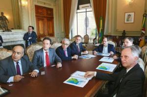 Terceira fase de ajuste fiscal é mais impopular e deve encontrar oposição na Assembleia | Foto: Luiz Chaves / Palácio Piratini / CP