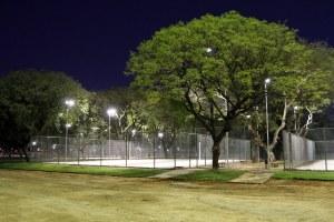 A programação contará com atividades esportivas como o futsal Foto: Luciano Lanes / PMPA