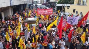 """Salários acima do teto são """"combustível"""" para protestos, alerta federação   Foto: Bibiana Borba / Rádio Guaíba / Especial / CP"""