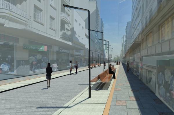 Rua receberá pavimento reaproveitado de avenida na Zona Norte | Imagem: Divulgação/ Smov