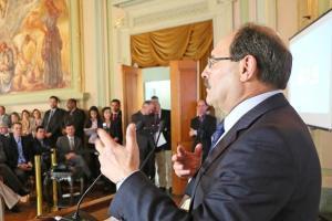 Governo Sartori divulgou nota e salientou perda completa da gerência dos recursos | Foto: Luiz Chaves/Palácio Piratini/CP