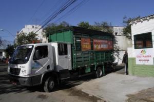 Com o novo sistema, 19 bairros terão recolhimento três vezes por semana Foto: Ricardo Giusti/PMPA