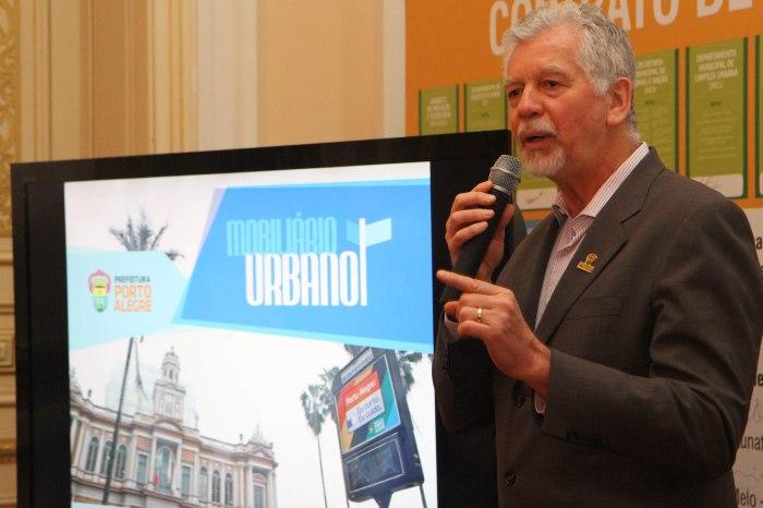 Conforme o prefeito, concessão irá gerar receitas de R$ 950 mil ao ano Foto: Ricardo Giusti/PMPA
