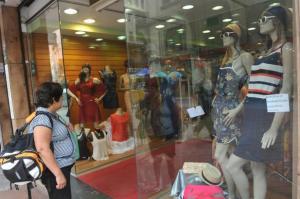 Segmento de vestuário e acessórios lidera ranking das empresas que encerraram atividades | Foto: Samuel Maciel / CP Memória