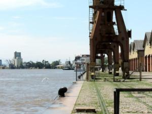 Comportas do Cais Mauá serão fechadas | Foto: Bruna Cabrera / Especial / CP