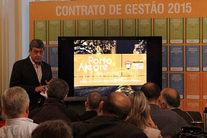 Segundo Melo, prefeitura pretende estabelecer um novo polo tecnológico na cidade Foto: Ricardo Giusti/PMPA