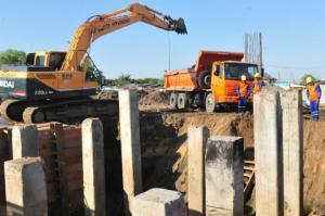 Tempo de construção será igual ao da atual travessia | Foto: Alina Souza
