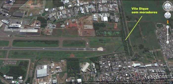 Imagem: Google Earth