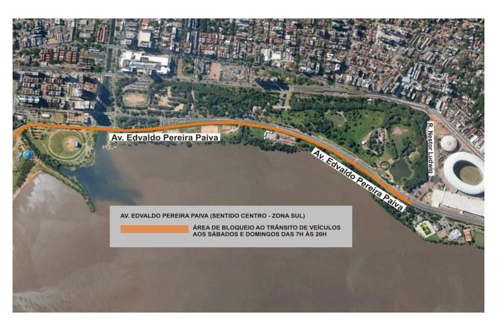 Modificação entra em funcionamento a partir deste sábado, 14 Foto: Divulgação/PMPA