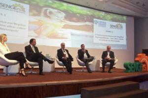 Saneamento nas regiões metropolitanas foi tema de debate no seminário Foto: Roberto d´Azevedo/Divulgação PMPA