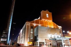Gasômetro terá pinacoteca e espaço para ensaio da Banda Municipal Foto: Ivo Gonçalves/PMPA