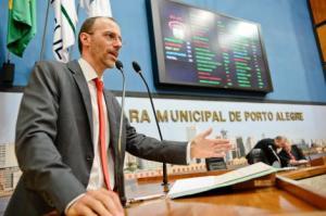 Vereador Marcelo Sgarbossa (PT). Foto: Elson Sempé Pedroso