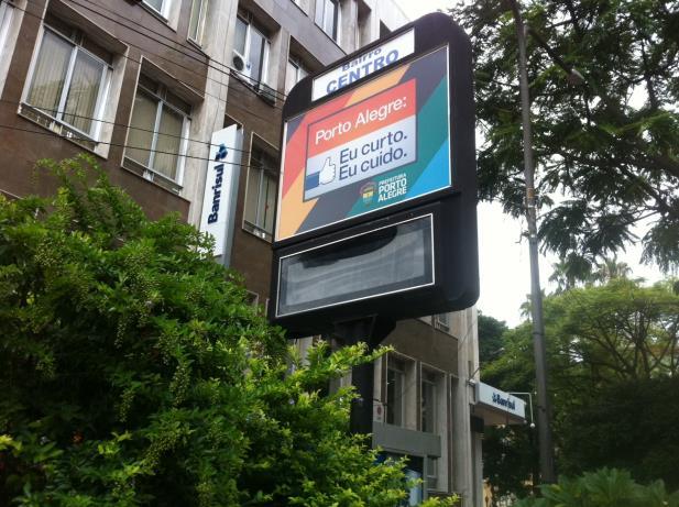 f16084ac70c Porto Alegre seguirá sem relógios de rua por tempo indeterminado